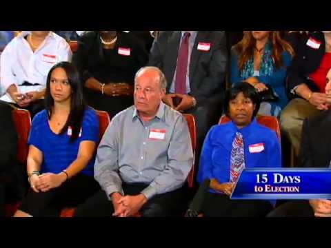 Cringe Worthy Fox News Audience Member