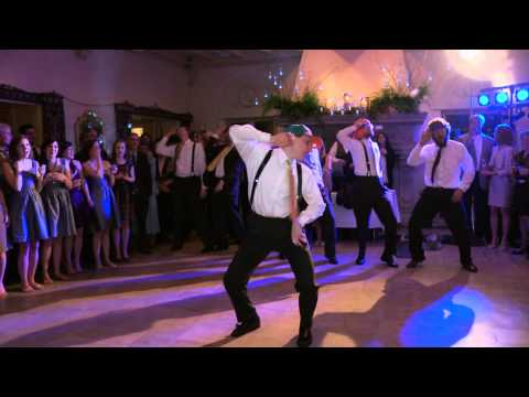 Awesome Justin Bieber Inspired Wedding Dance