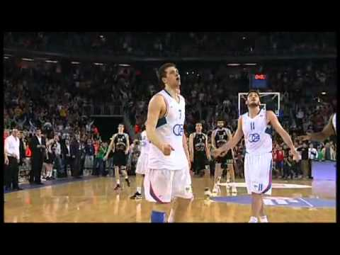 Most Epic Basketball Finale Ever