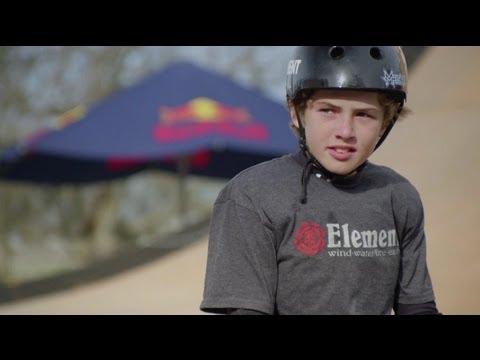 12 Year Old Skater Lands First 1080 Ever