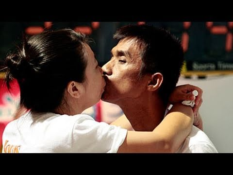 Thailand's Kissing Marathon
