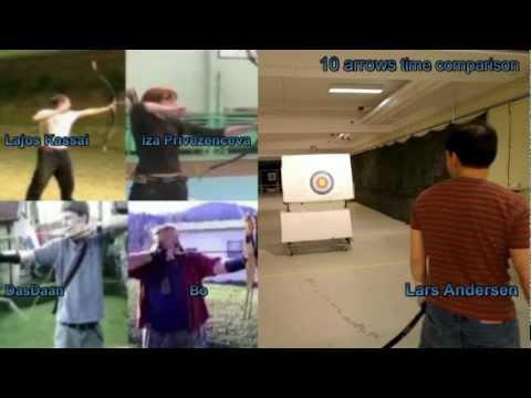 The World's Fastest Archer