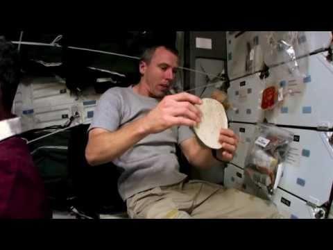 Making A Burrito In Space