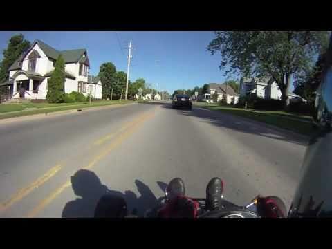 Meet The 121 MPH Go-Kart
