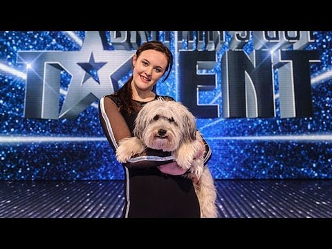 The Craziest Doggy Dance Talent