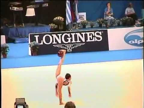 Absolutely Mindblowing Gymnastics Routine