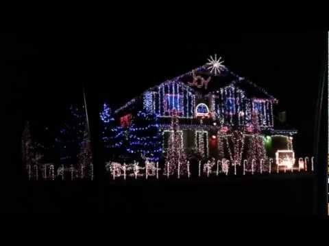 Video thumbnail for youtube video Dubstep Christmas Lights