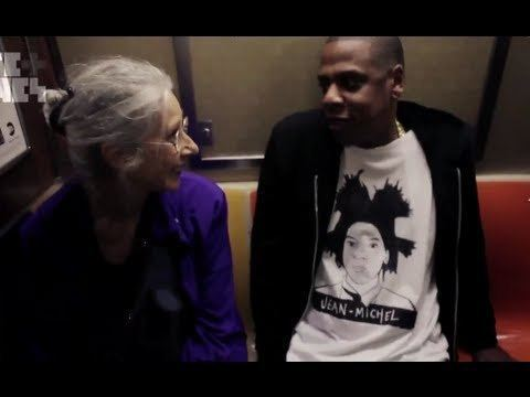 Video thumbnail for youtube video Jay Z Explaining Self To Old Woman