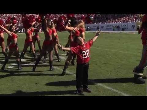 Video thumbnail for youtube video Little Boy Freak Dances With Cheerleaders