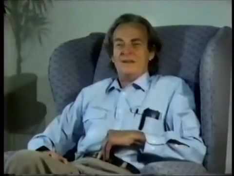 Video thumbnail for youtube video Richard Feynman Explains Fire – PBH2