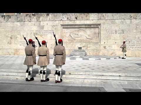 Video thumbnail for youtube video Some Strange Walkin' Greeks