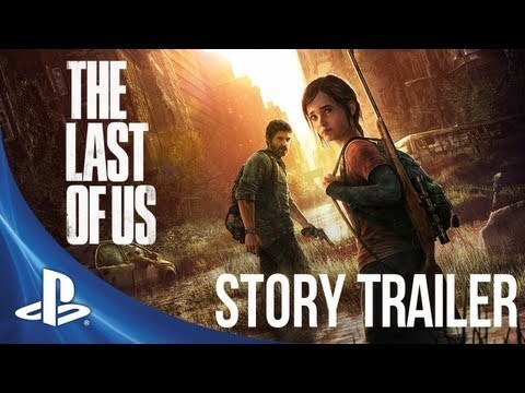 Video thumbnail for youtube video The Last Of Us Trailer