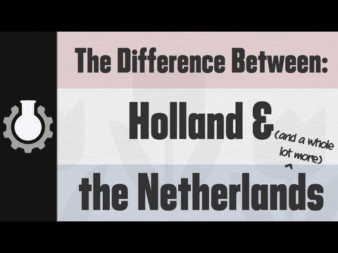 Video thumbnail for youtube video The Netherlands Versus Holland – PBH2