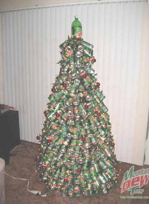 Ugliest Christmas Trees Photographs