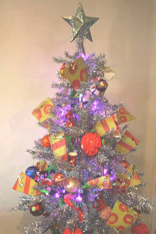The Charlie Brown Christmas Tree