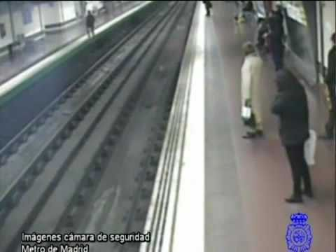 How To Save Someone From An Oncoming Train