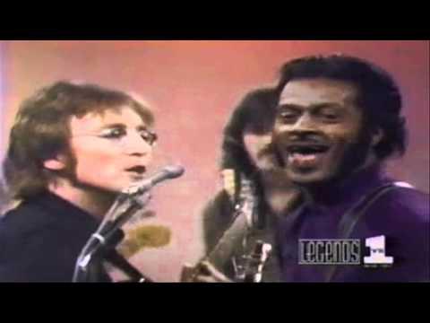 Yoko Ono Ruins A John Lennon-Chuck Berry Performance