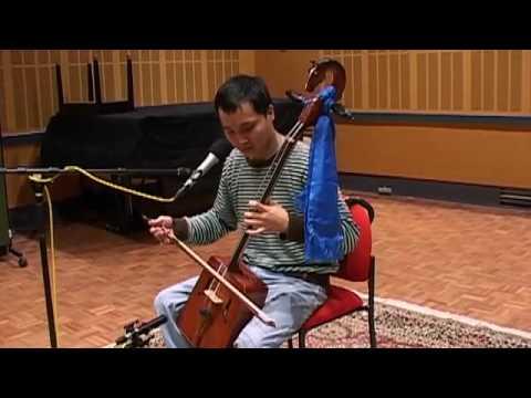 Incredible Mongolian Throat Singer