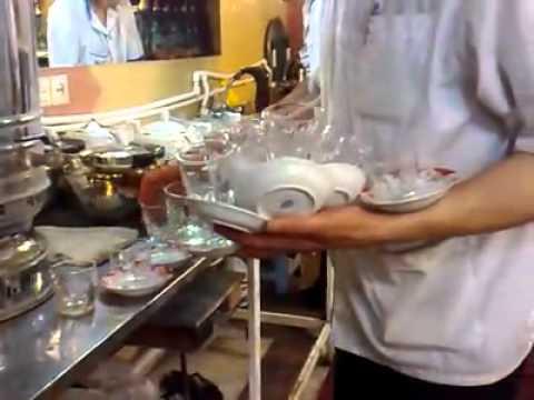 Incredible Tea Server