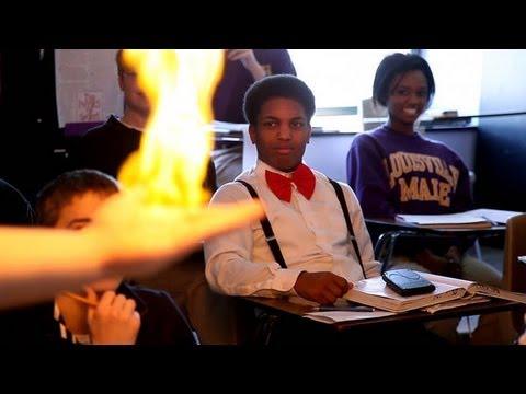 The Best Physics Teacher Ever