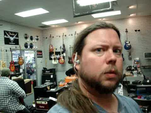What It's Actually Like To Work At A Music Store
