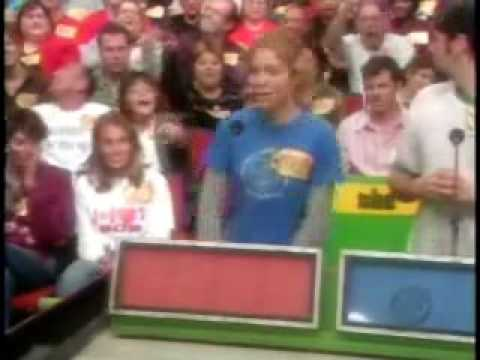 Price Is Rights Contestant Really Likes….