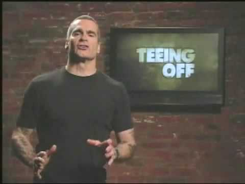 Henry Rollins On Bands 'Selling Out'