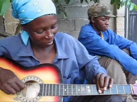 Awesome Botswanan Guitar Player