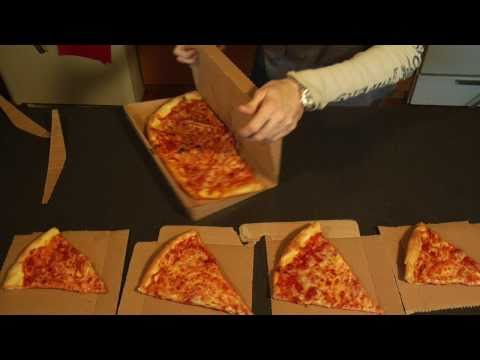Redesigning The Pizza Box