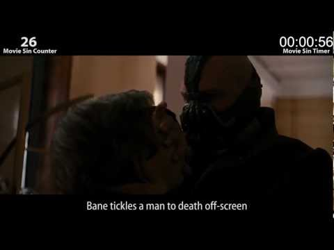 Everything Wrong With The Dark Knight Rises