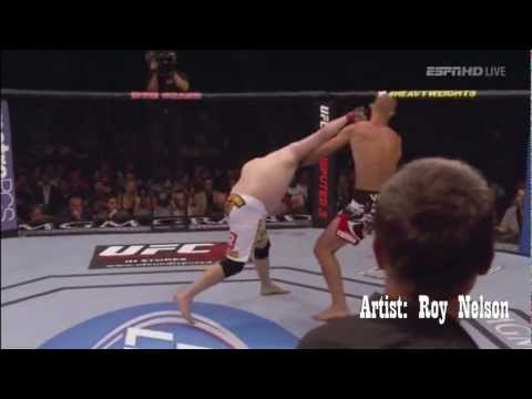 The Best MMA Knockouts Of 2012