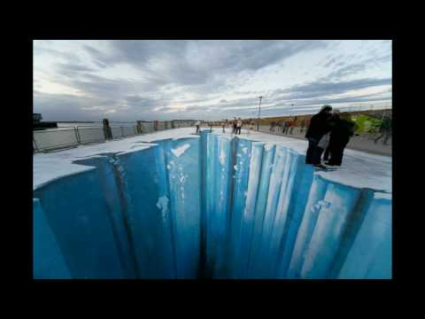 The Making Of 3D Street Art