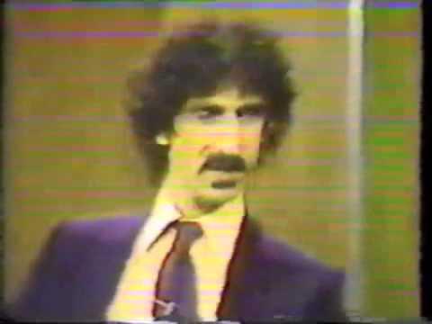 Frank Zappa On Schools