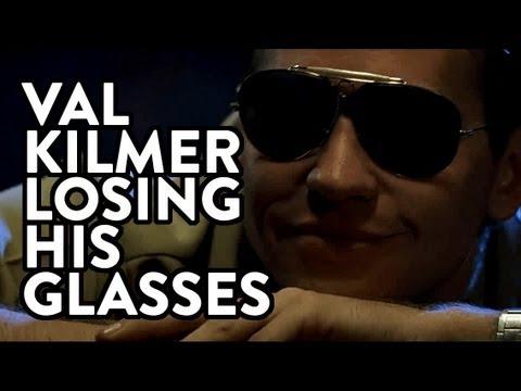 Val Kilmer: Allergic To Glasses?