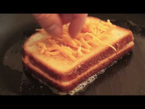 The Ultimate Grilled Cheese Sandwich