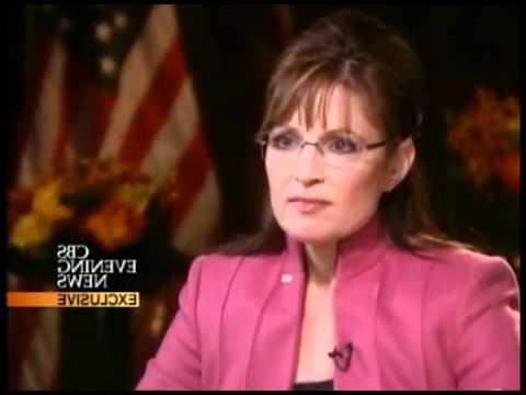 Sitting With Sarah Palin