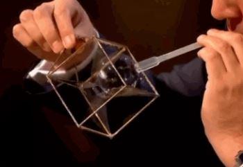 bubble-cube