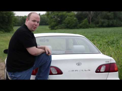 A Review Of A 2000 Toyota Corolla