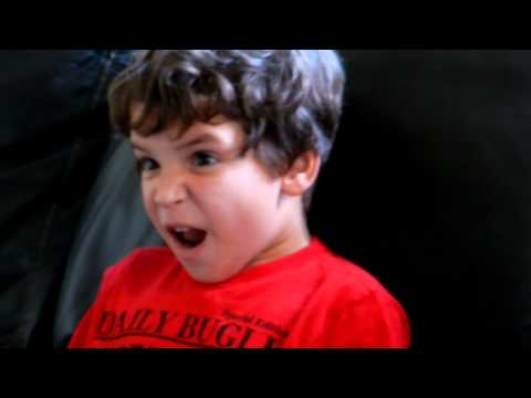 Son Reacts To Empire Strikes Back