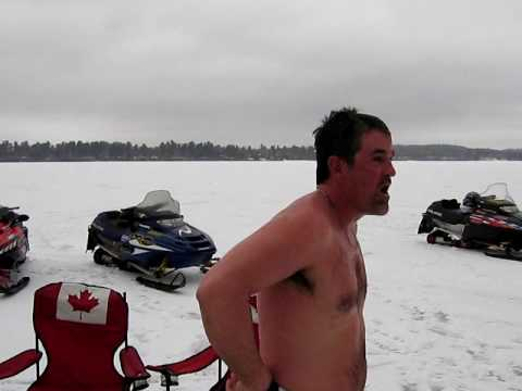 Canadian Fisherman Are Extreme
