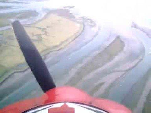 Pilot Loses Control Of Airplane
