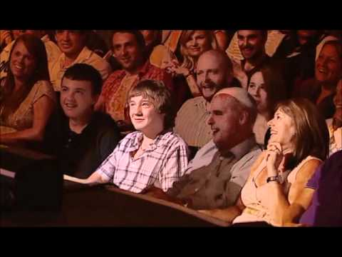 Why You Don't Sit At The Front Of Comedy Shows