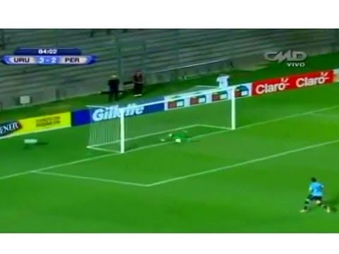 An Improbable Soccer Save