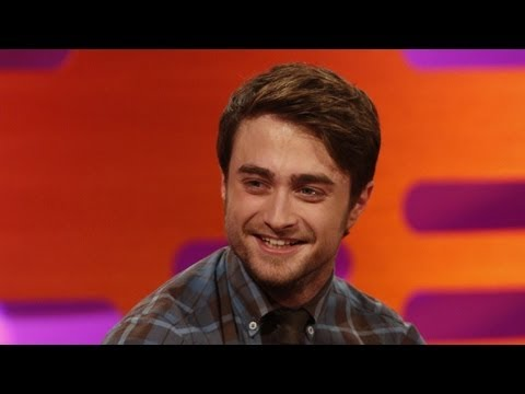 Daniel Radcliffe Introduced To His Own Fan Fiction