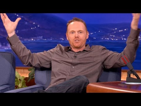 Bill Burr's Hilarious Interview With Conan