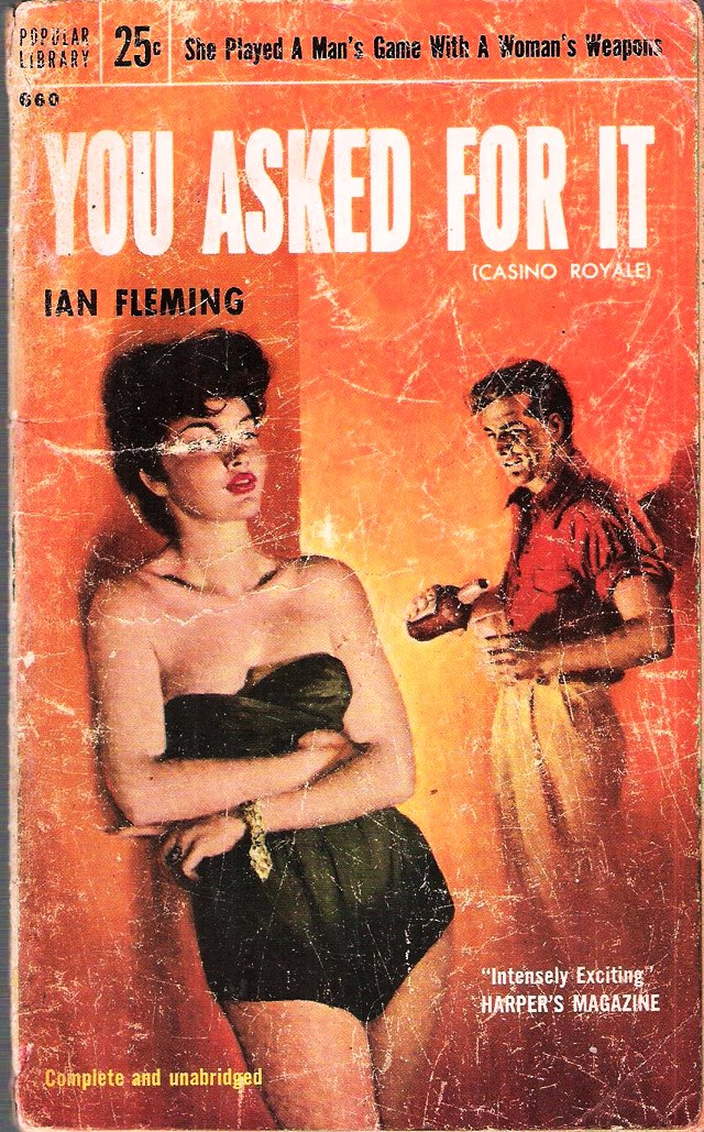 Pulp Fiction Novels