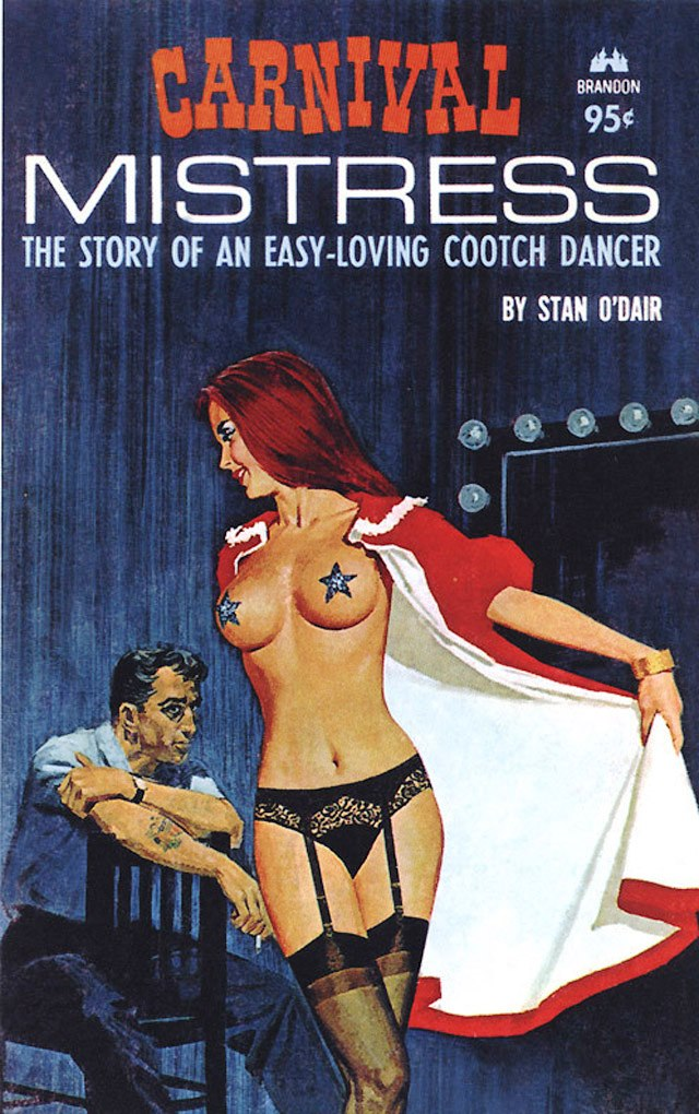 Sexy Pulp Fiction Book