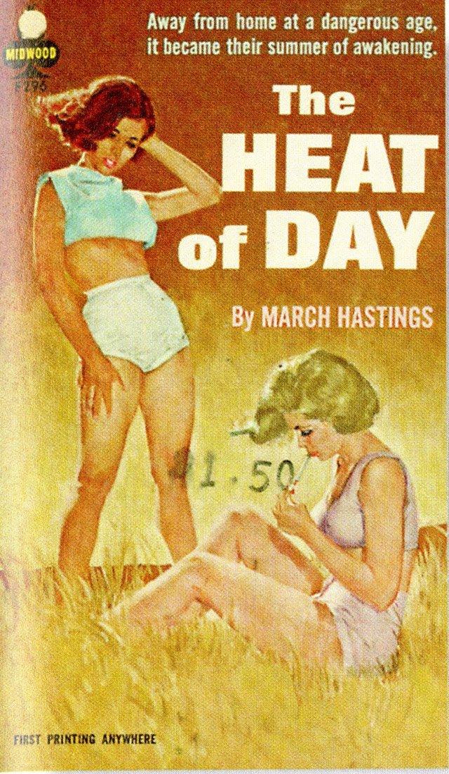 Vintage Pulp Fiction Covers