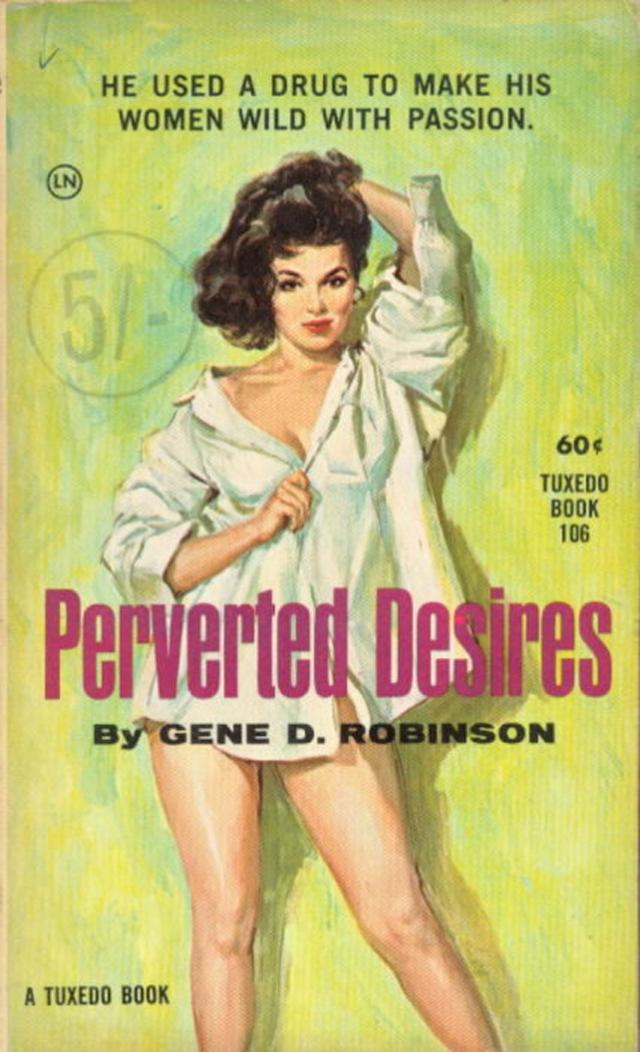 1960s Pulp Fiction