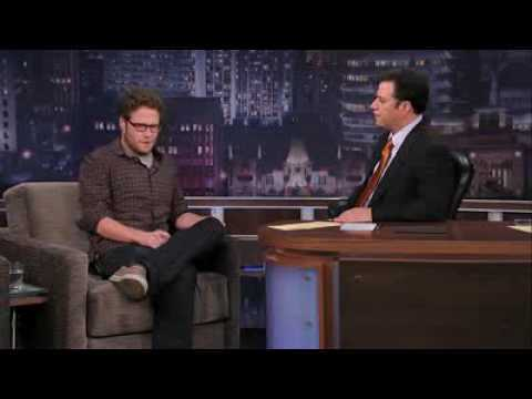 Video thumbnail for youtube video Seth Rogan Talks Rejection From Megan Fox – PBH2